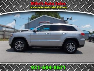 2014 Jeep Grand Cherokee Limited Shelbyville, TN