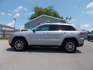 2014 Jeep Grand Cherokee Limited Shelbyville, TN 1