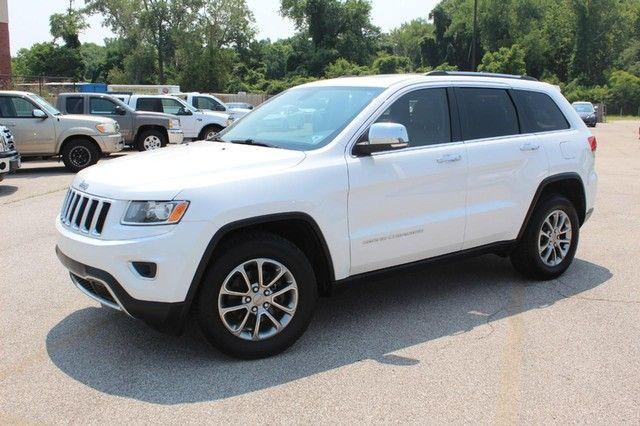 2014 Jeep Grand Cherokee Limited in , Missouri 63011