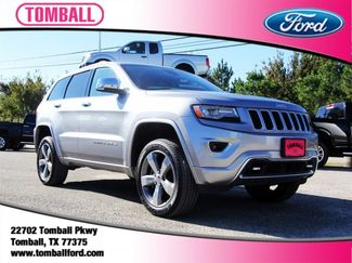2014 Jeep Grand Cherokee Overland in Tomball, TX 77375