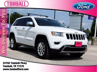 2014 Jeep Grand Cherokee Limited in Tomball, TX 77375