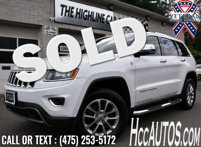 2014 Jeep Grand Cherokee Limited Waterbury, Connecticut