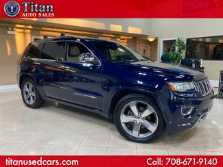 2014 Jeep Grand Cherokee Overland in Worth, IL 60482