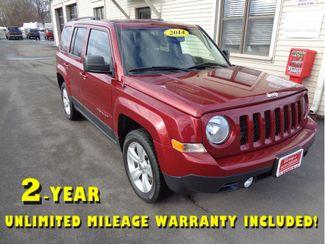 2014 Jeep Patriot Latitude in Brockport NY, 14420