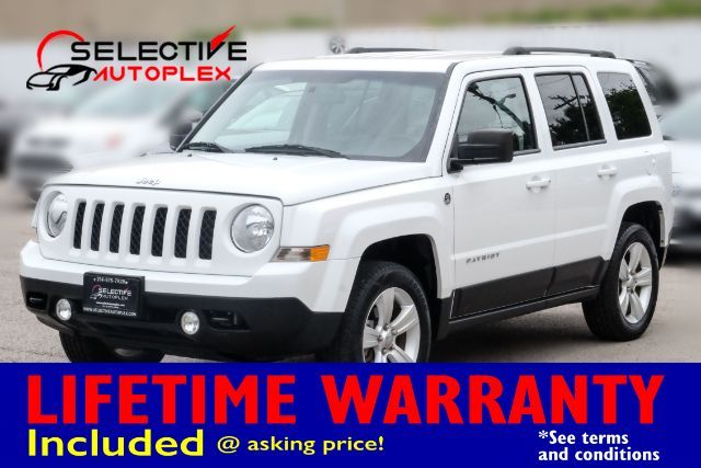 2014 Jeep Patriot Latitude, HEATED FRONT SEATS, REMOTE START in Carrollton, TX 75006