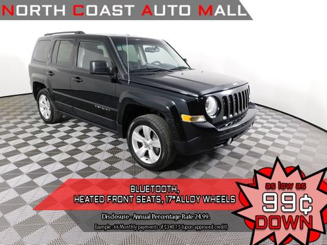 2014 Jeep Patriot Latitude in Cleveland, Ohio