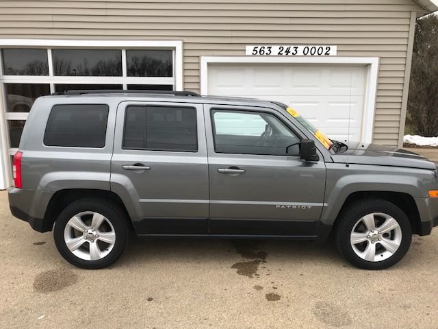 2014 Jeep Patriot Latitude in Clinton, IA 52732
