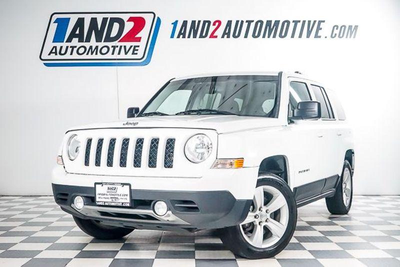 2014 Jeep Patriot Limited in Dallas TX