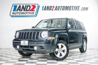 2014 Jeep Patriot Latitude in Dallas TX