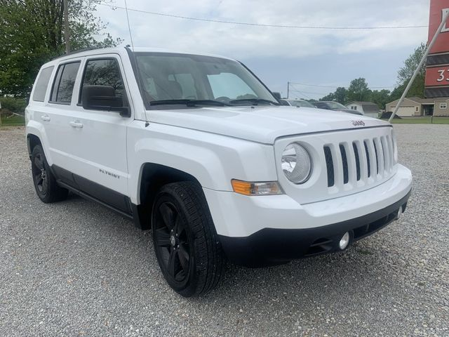 2014 Jeep Patriot Latitude in Dalton, OH 44618