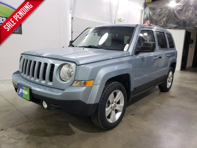 2014 Jeep Patriot Latitude in Dickinson, ND 58601