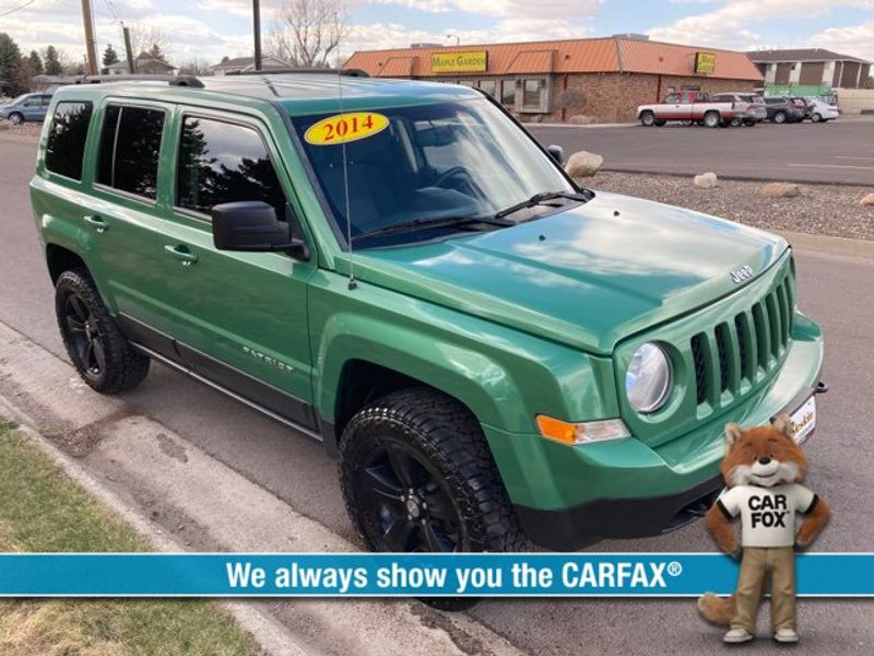 2014 Jeep Patriot Latitude  city MT  Bleskin Motor Company   in Great Falls, MT