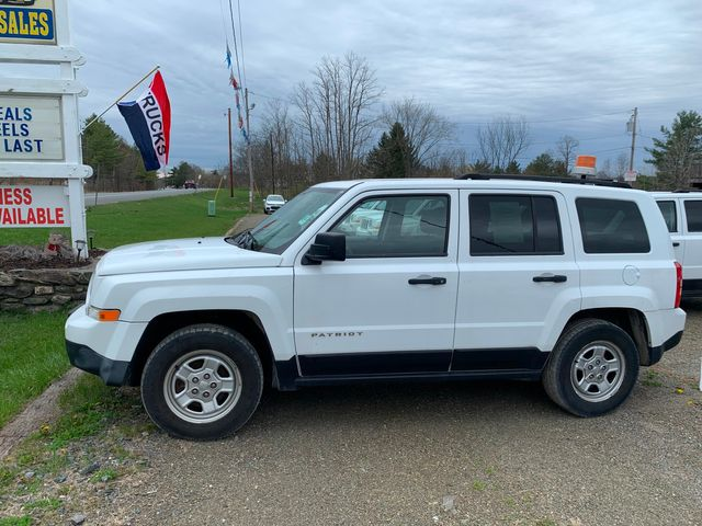 2014 Jeep Patriot Sport Hoosick Falls, New York