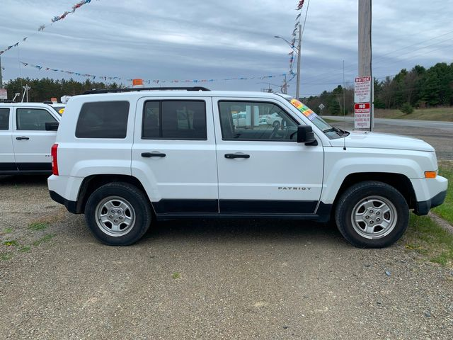 2014 Jeep Patriot Sport Hoosick Falls, New York 2