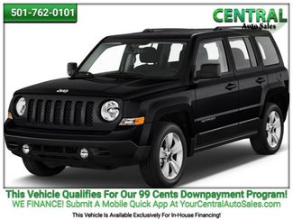 2014 Jeep Patriot Sport | Hot Springs, AR | Central Auto Sales in Hot Springs AR