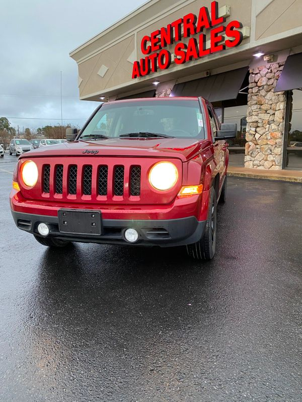 2014 Jeep Patriot Altitude | Hot Springs, AR | Central Auto Sales in Hot Springs AR