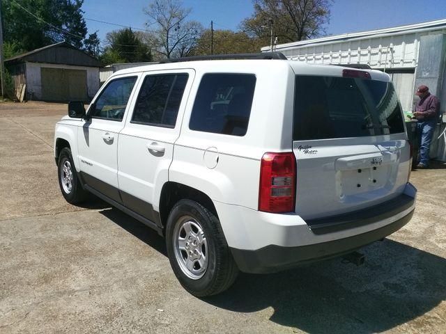 2014 Jeep Patriot Sport Houston, Mississippi 4