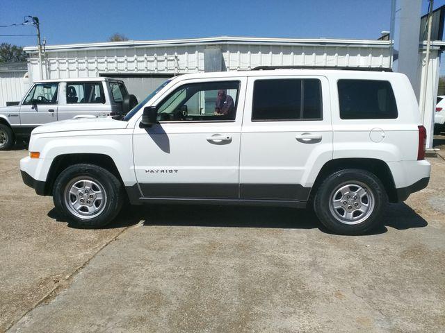 2014 Jeep Patriot Sport Houston, Mississippi 2