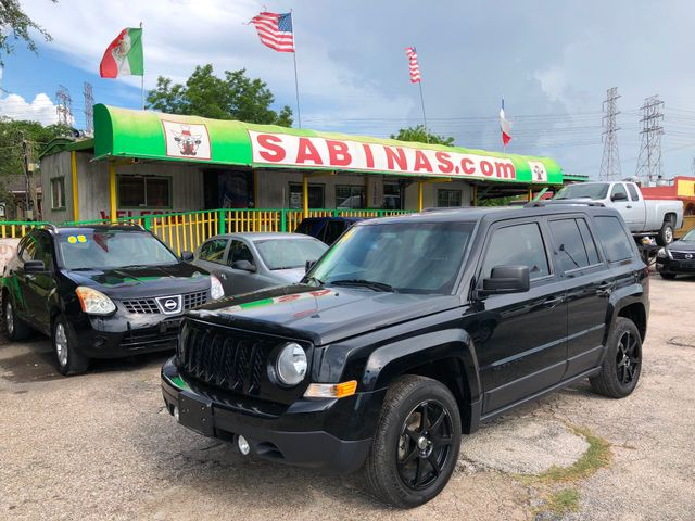 2014 Jeep Patriot Altitude Houston, TX 0