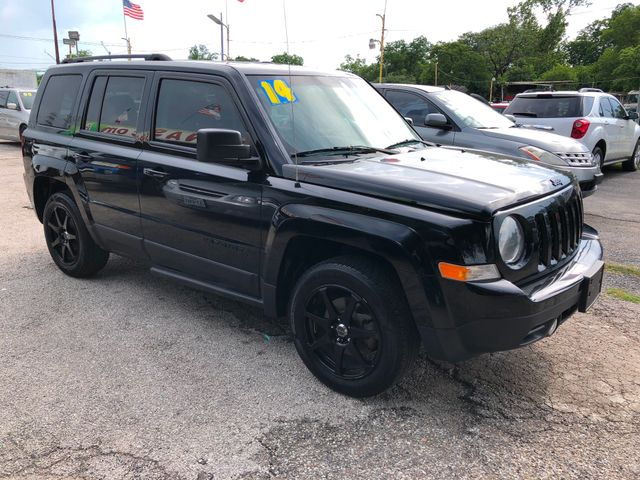 2014 Jeep Patriot Altitude Houston, TX 2
