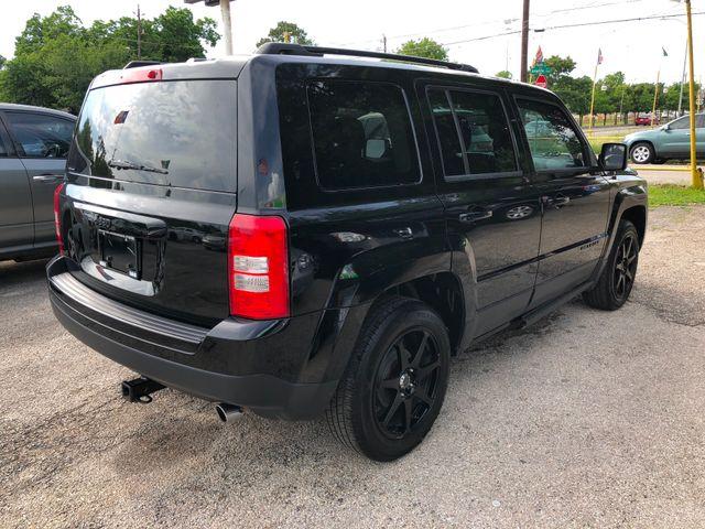 2014 Jeep Patriot Altitude Houston, TX 3