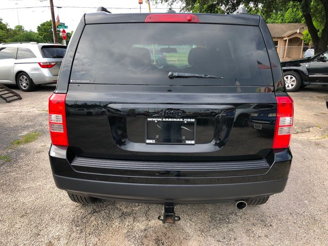 2014 Jeep Patriot Altitude Houston, TX 4