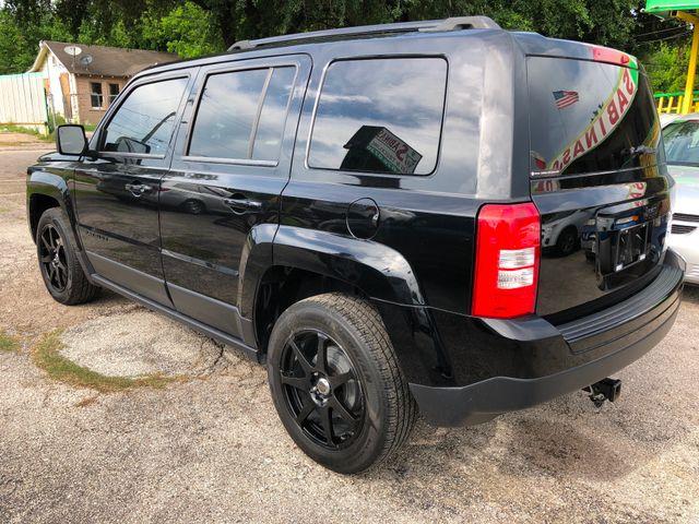 2014 Jeep Patriot Altitude Houston, TX 5