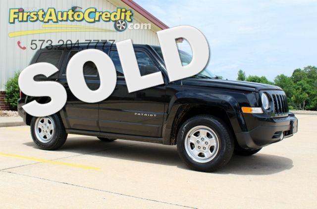 2014 Jeep Patriot Sport in Jackson MO, 63755