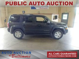2014 Jeep Patriot Sport   JOPPA, MD   Auto Auction of Baltimore  in Joppa MD