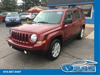 2014 Jeep Patriot Latitude 4WD in Lapeer, MI 48446