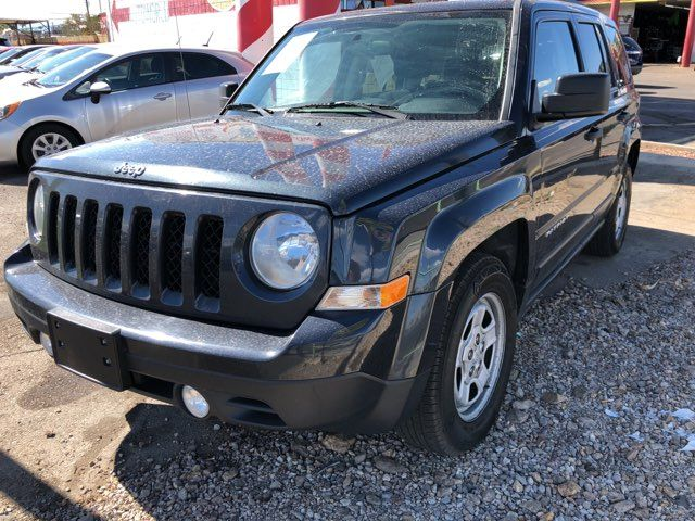 2014 Jeep Patriot Sport CAR PROS AUTO CENTER (702) 405-9905 Las Vegas, Nevada 4