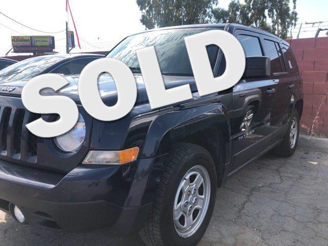 2014 Jeep Patriot Sport CAR PROS AUTO CENTER (702) 405-9905 Las Vegas, Nevada