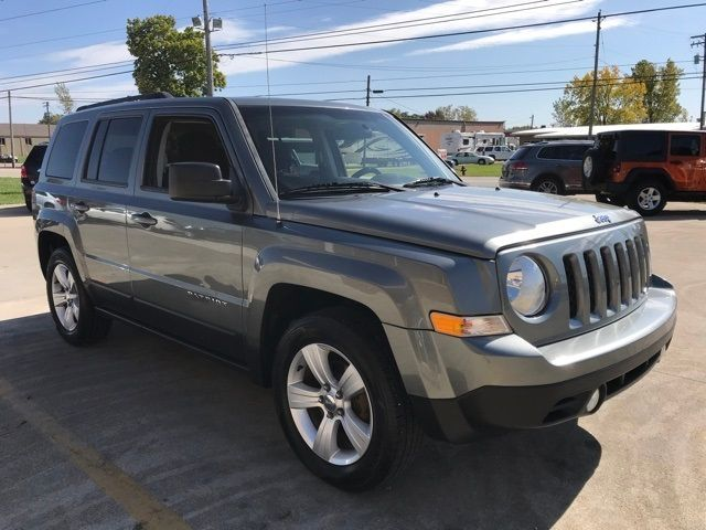 2014 Jeep Patriot Latitude in Medina, OHIO 44256