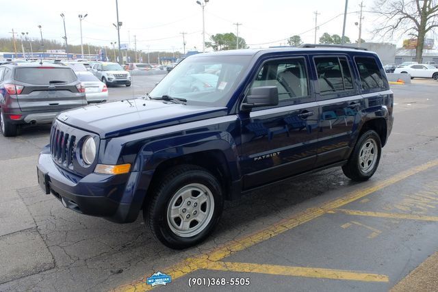 2014 Jeep Patriot Sport in Memphis, Tennessee 38115