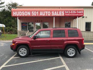 2014 Jeep Patriot Sport | Myrtle Beach, South Carolina | Hudson Auto Sales in Myrtle Beach South Carolina