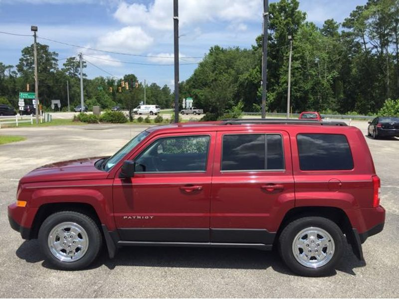 2014 Jeep Patriot Sport   Myrtle Beach, South Carolina   Hudson Auto Sales in Myrtle Beach South Carolina