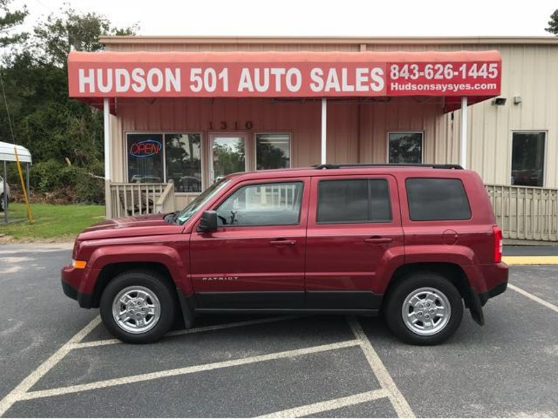 2014 Jeep Patriot Sport | Myrtle Beach, South Carolina | Hudson Auto Sales in Myrtle Beach South Carolina