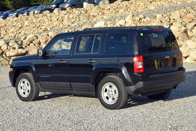 2014 Jeep Patriot Sport Naugatuck, Connecticut 2