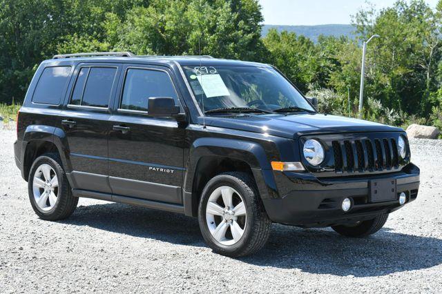 2014 Jeep Patriot Latitude 4WD Naugatuck, Connecticut 8