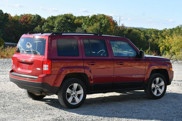 2014 Jeep Patriot Latitude Naugatuck, Connecticut 6