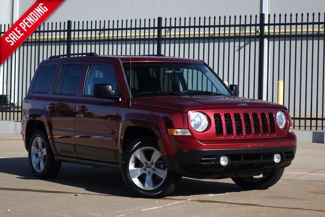 2014 Jeep Patriot Latitude | Plano, TX | Carrick's Autos in Plano TX