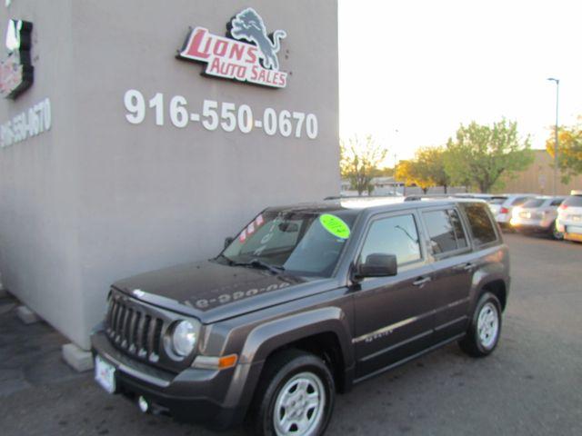 2014 Jeep Patriot Sport in Sacramento, CA 95825