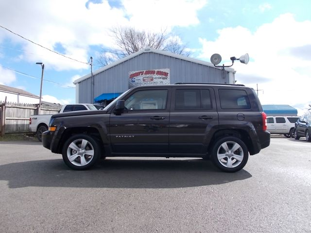 2014 Jeep Patriot Latitude Shelbyville, TN 2