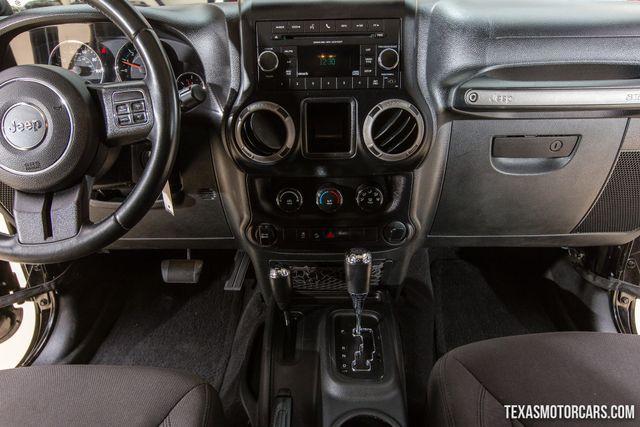 2014 Jeep Wrangler Sport 4X4 in Addison Texas, 75001