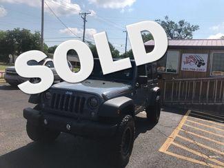 2014 Jeep Wrangler Unlimited Sport in Oklahoma City OK