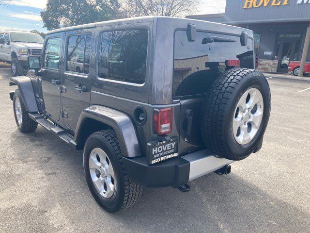 2014 Jeep Wrangler Unlimited Sahara in Boerne, Texas 78006