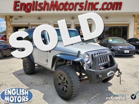 2014 Jeep Wrangler Sport in Brownsville, TX