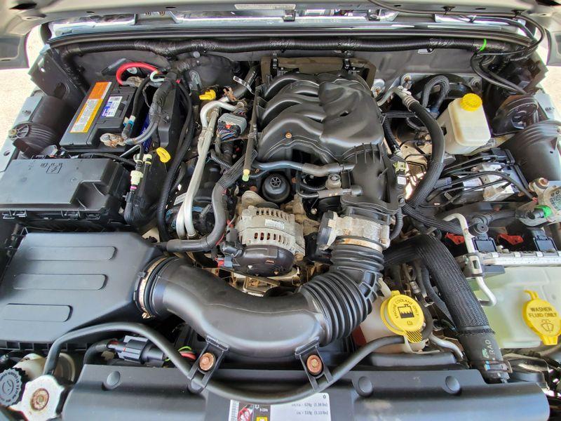 2014 Jeep Wrangler Sport  Brownsville TX  English Motors  in Brownsville, TX