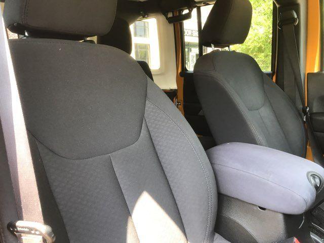 2014 Jeep Wrangler Unlimited Sport in Carrollton, TX 75006