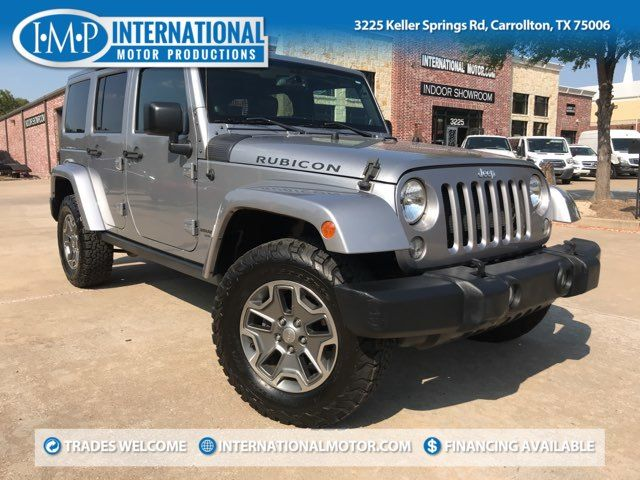 2014 Jeep Wrangler Unlimited Rubicon ONE OWNER